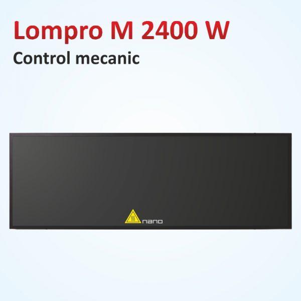 Panouri radiante electrice incalzire - plasma termica Lompro M 2400W