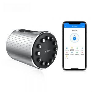 Yala inteligenta cilindru C10 smart cod card amprenta bluetooth WiFi